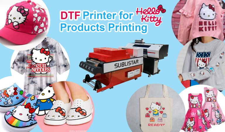 DTF printing business
